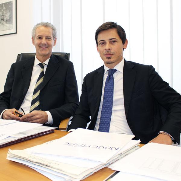 Davide Palombi e Paolo Ronchetti