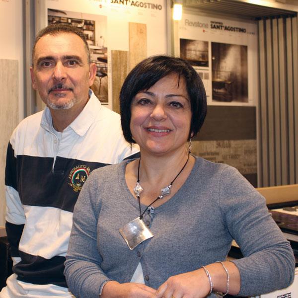 Alba e Roberto Mazzoni