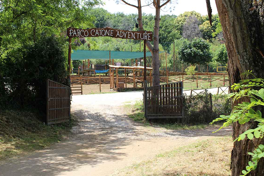 parco avventura Castelli Romani